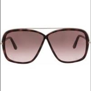 New with Case Tom Ford Sunglasses